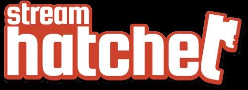 stream hatchet logo