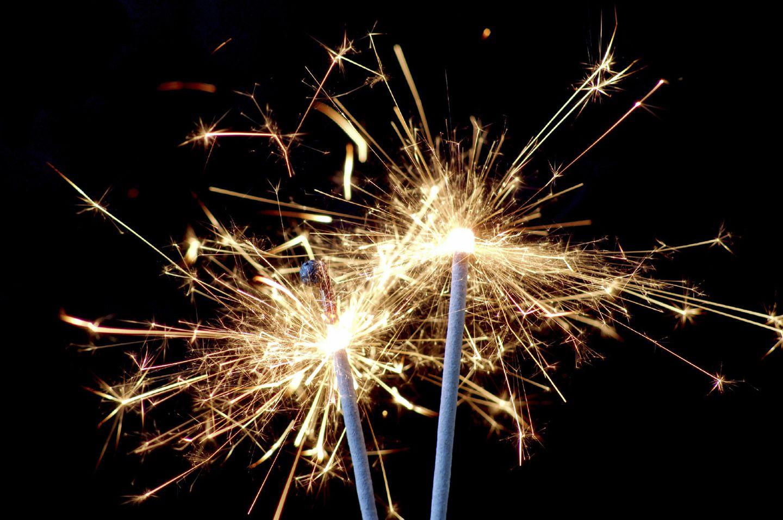sparklers fireworks image